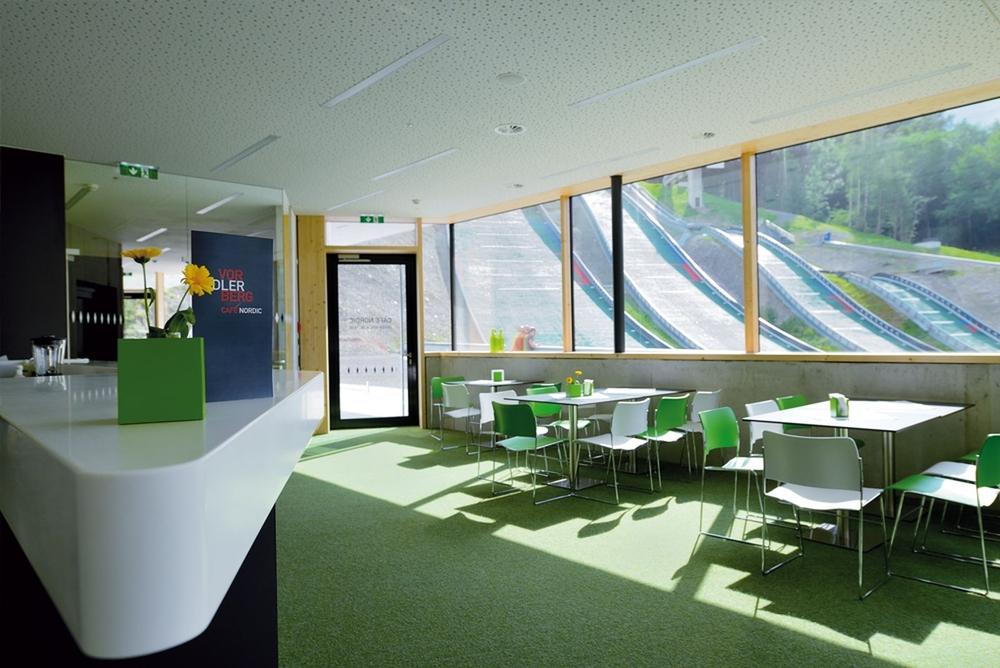 schanze montafonnordic montafon nordic sportzentrum gmbh. Black Bedroom Furniture Sets. Home Design Ideas